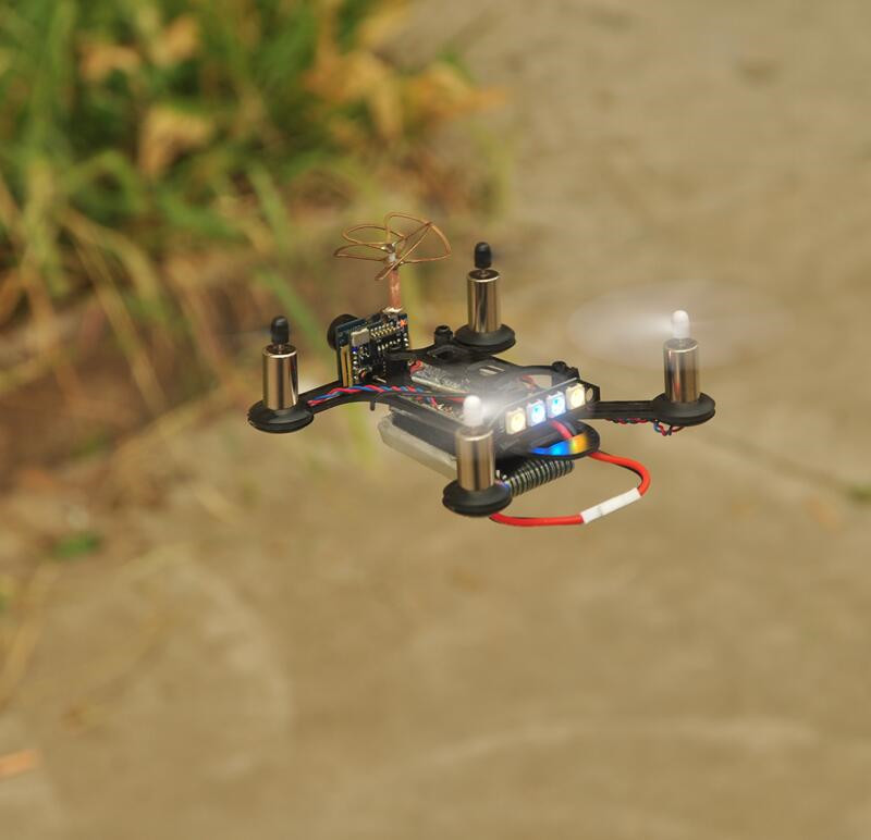 Eachine Tiny QX95 95mm Micro FPV LED Racing Quadcopter With i6 Transmitter RTF Toys