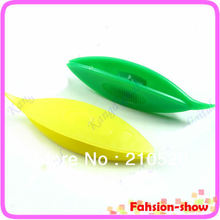 Pack of 2 pcs Plastic Tatting Shuttle For Hand Lace Making Craft Knitting Tool