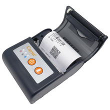 Free shipping 2inch bluetooth moible phone printer portable thermal receipt ticket printer