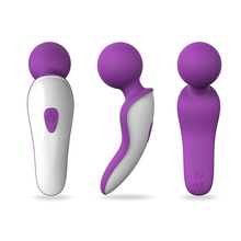 Buy Multi-speed AV wand stick waterproof G-spot vibrator vaginal massage rechargeable clit stimulation sex adult toys women for $17.28 in AliExpress store