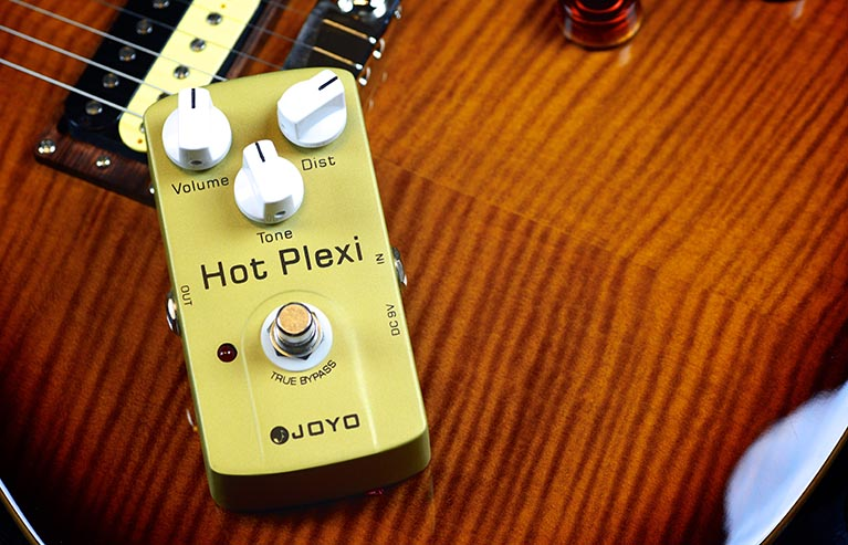 Joyo JF-32 Hot Plexi Guitar Effect Pedal with Free Pedal Case<br>