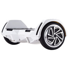US stock UL2722 hoverboard 6.5inch Samsung battery 2wheel self Balance Standing scooter Electric Skateboard steering-wheel Smart(China)