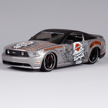 Maisto 1:24 2011 Ford Mustang GT Classic Modern Muscle Diecast Model Car Toy New In Box Free Shipping 32170(China)