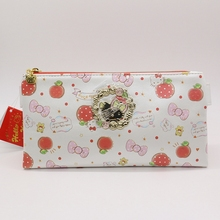 Hello Kitty large capacity long Purse High quality PU lady card wallet gift for Girlfriend