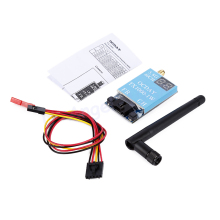 1pcs OCDAY FPV 5.8G 40CH TX1000 1000MW 7-26V Wireless AV Image Transmitter