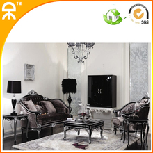 (1+2+3 seat)luxury sofa couch set for shop factory directly #CES012