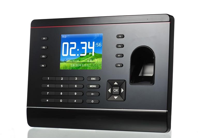 Free Shipping A-C061 REALAND CRT 2.8 TFT Portable Biometric Fingerprint Time Attendance<br><br>Aliexpress