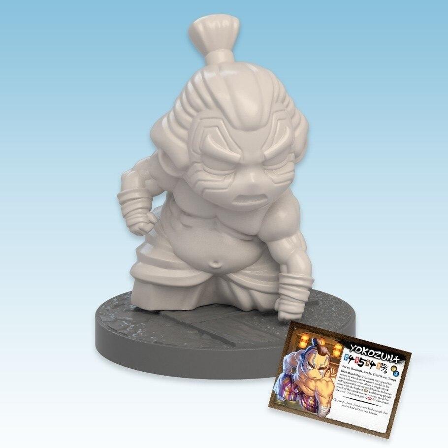 Ninja Division Publishing NJD010805 Ninja All-Stars Yokozuna (1)