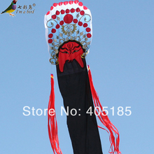 Free Shipping 12 m Guan Gong Facebook Software Power Kite Flying(China)