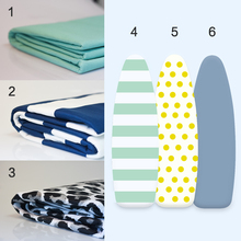 She Awaits Home Textile Cotton Printed Thick Pad Cover Underlay Household Ironing Board Cover