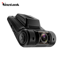 Vingtank 1080P Full HD Hidden Car Camera Recorder 170 Degree Wide Angle Lens Car DVR Video Recorder Support APP Control WDR(China)