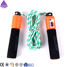 2016 Crossfit Counter Skipping Rope Women And Men Fat Burning Fitness Equipment Lenwave Brand