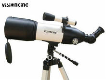 Visionking CF 90500 (500/90mm) Outdoor Monocular Space Astronomical Telescope Telescopio Refractor Space Telescopes With Tripod