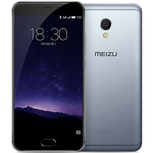 Original Meizu MX6 Global Firmware 4G LTE MTK Helio X20 Deca Core 3GB 32GB Mobile Phone 5.5 inch 1080p mTouch Cell Phone