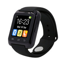 Bluetooth Smart Watch U80 With Camera Bluetooth WristWatch For Iphone Android Phone Smartwatch VS U8 A1 DZ09 M26 GT08 GV18(China)