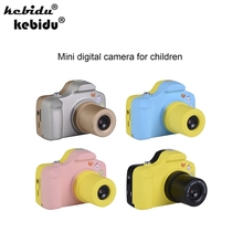 kebidu High quality 4 colors Mini 1.5 Inch 1920X1080 Screen 800 mAh Children Kids Digital Camera Support Micro SD/TF Card(China)