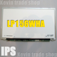 "NEW 15.6"" LCD LED IPS screen LP156WHA SLA2 LP156WHA SL A2 40PIN 1366*768 free shipping(China)"