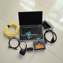 For bmw diagnostic icom a2 with computer i5 4g e6320 hard disk 500gb windows7 newest software ista expert mode ready to use