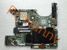 System Board Original 459567-001 laptop motherboard for HP DV9000 series DDR2 Socket S1 free CPU High quality