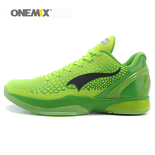 Onemix men's basketball shoes new sport sneakers waterproof male athletic shoes top quality zapatos de hombre retail US7-US12