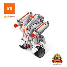 Buy Xiaomi Mitu Robot Building Block Robot Bluetooth Mobile Remote Control 978 Spare Parts Self-balance System Module Program for $118.57 in AliExpress store