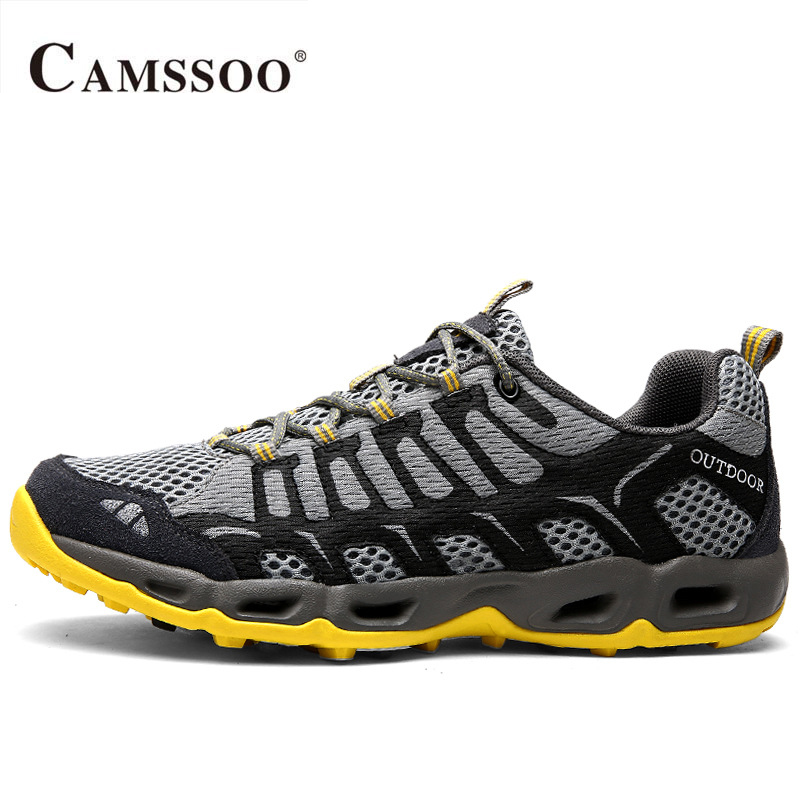 Breathable Sports Shoes Men Women Outdoor Sneakers Cushioning Running Shoes Men Walking Camping Running Trekking Water Sneakers<br><br>Aliexpress