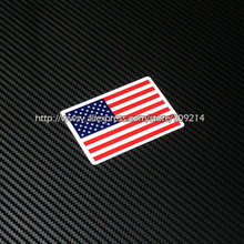 Hot sale USA American flag Sticker Helmet Motorcycle Auto Decal  Waterproof GQ