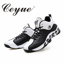 Outdoor Sports Sneakers Women Basketball Shoes Mid-High Top Training Basket Shoes Mujer Basquete Lace-Up Zapatillas Basket Mujer