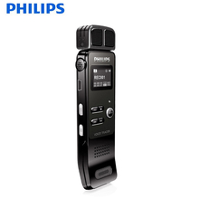 PHILIPS Professional Voice Activated Digital Audio Voice Recorder 8GB USB Spy Pen Non-Stop 2160hr Recording PCM 1536Kbps,Support