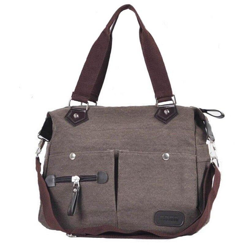 Famous Brand Women Bag Canvas Handbag Large Capacity Girl Messenger Bag Shopping Tote Bag Crossbody Bag Pocket bolsa mujer XA44C<br><br>Aliexpress