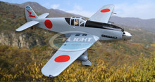 Buy WWII Scale Airplane Model KI-61 Japan 60 Class Nitro Electric Dual Use Remote Control RC Balsa Wood Plane Fixed Wing for $227.00 in AliExpress store