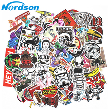 Buy 100 Pcs Waterproof Mixed DIY Motorcycle moto Bike Car Stickers Decal laptop luggage Skateboard Sticker car Styling Decal Sticker for $5.73 in AliExpress store