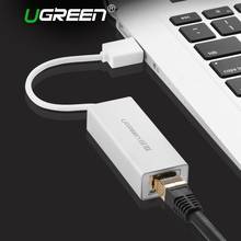 Ugreen USB 3.0 to RJ45 gigabit Lan Network Ethernet Adapter Card For Mac OS Android Tablet pc Laptop Smart TV at 10/100/1000Mbps