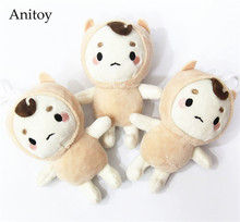 3pcs/lot Cute Korean Drama Guardian The Lonely and Great God Soft Stuffed Dolls Cute Plush Toys Kids Christmas Gift 15cm AP0468