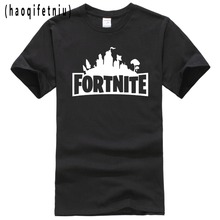 Buy Fortnite T-shirt Summer Fashion Plus Size Male TShirts Camiseta short sleeve print casual mens o-neck t shirts Fortnite for $4.27 in AliExpress store