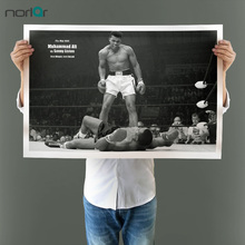Canvas Art Canvas Painting Wall Picture Cuadros Art Prints On Canvas Boxing Posters Muhammad Ali Home Decor Art Posters NO Frame