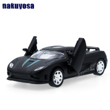 Batman night racing car Diecast Metal Car Model With Sound&Light Collection Car Toys Vehicle Gift Brinquedos 14*6*3CM