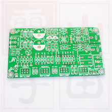 2.0 channel preamp PCB board NE5532 bass tone tuning plate dual audio encoding tone plate pcb bass for amplifier