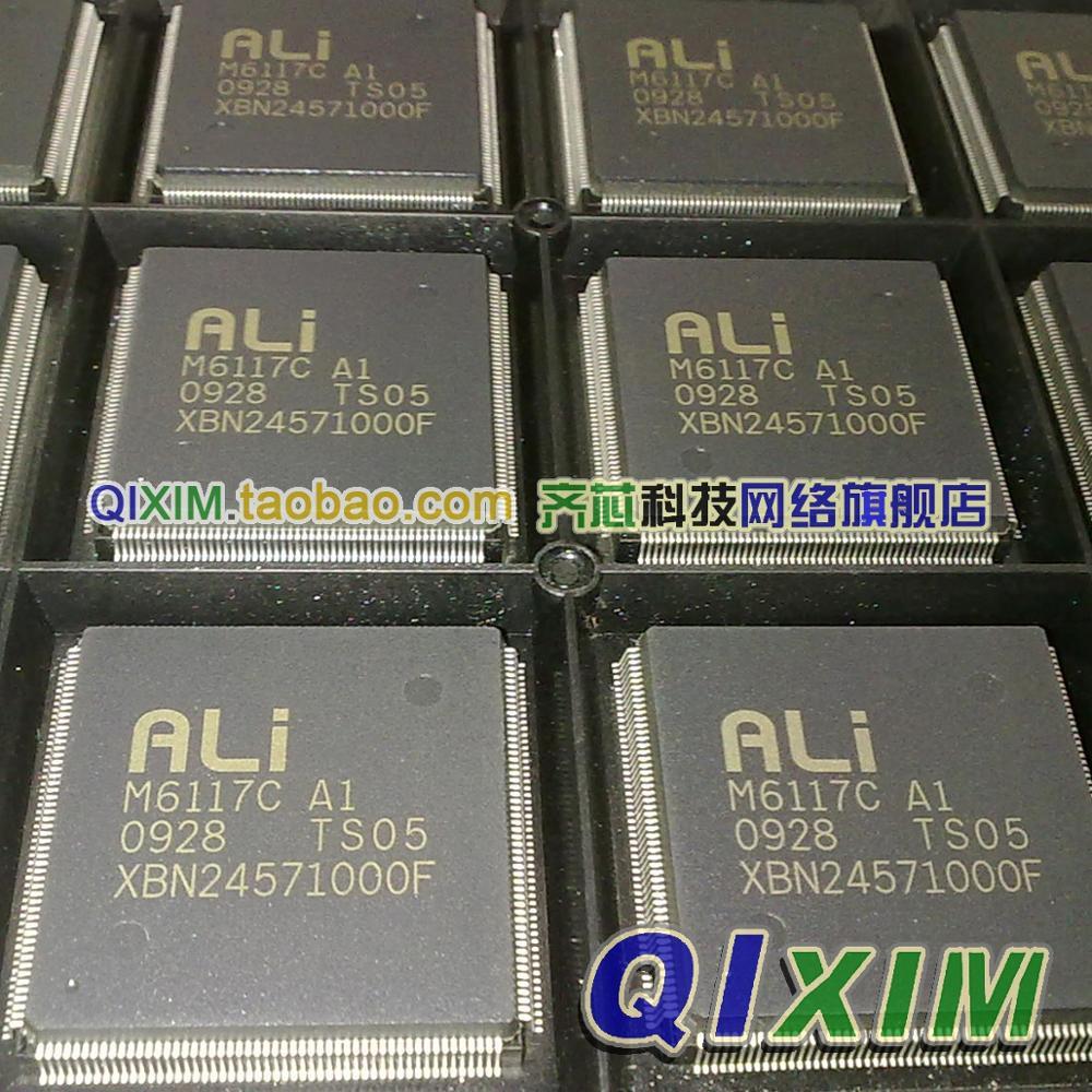 ALI  M6117C A1  QFP208   M6117CA1 new<br>