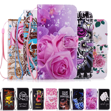 Cartoon Wallet holster Flip PU Leather Case For Samsung Galaxy Grand/Core Prime SM-G361H G531H J1 J3 J5 J7 (6) 2016 J510H Cover