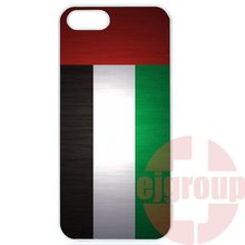 Cool Best Cover Case For Apple iPhone 4 4S 5 5C SE 6 6S 7 7S Plus 4.7 5.5 iPod Touch 4 5 6 United Arab Emirates Flag