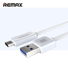 Fast Charging 1M Remax Type-C USB  3.0 Data Phone Cable 2.1A Cables Corld for New Macbook Letv Huawei Xiaomi Samsung Nokia