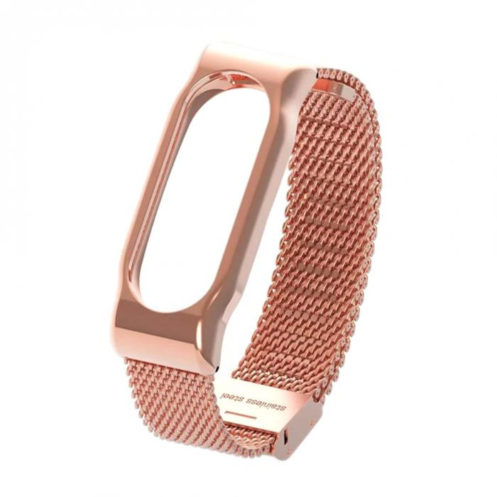 Wrist Blet Strap Wristband Bracelet Accessories With Metal Frame For Xiaomi Mi Band 2 Smart Watch @JH