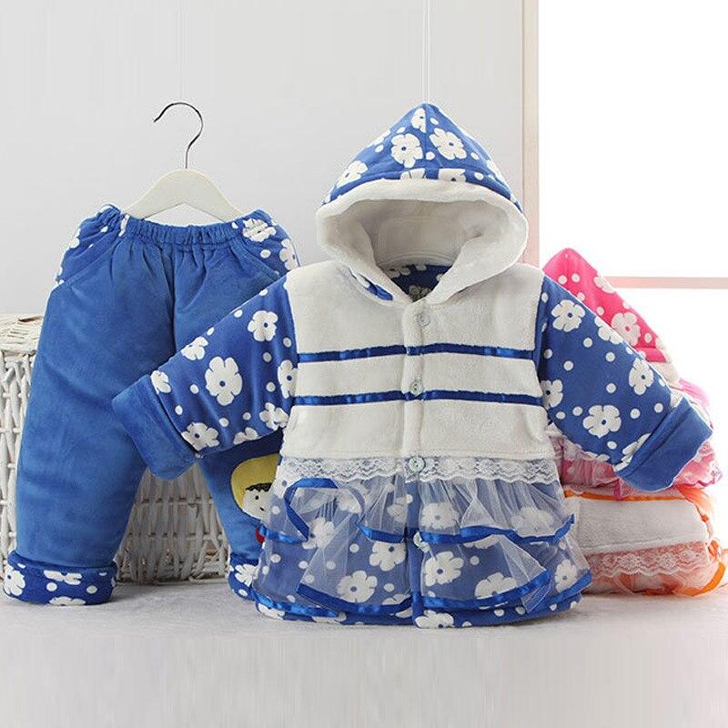 Flannel Newborn Baby Girls Clothes Set Baby Boy Clothes 2017 New Born Baby Clothing Set infant Clothing Spring Winter<br><br>Aliexpress