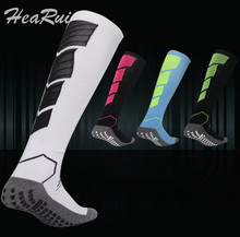 Top Quality Professional Compression Anti Slip Soccer Socks Cotton Long Football Sock Men Women Calcetines Truesox
