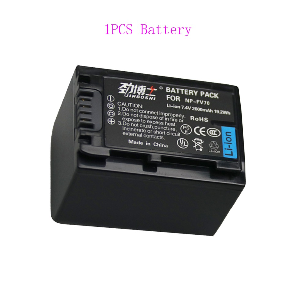 Batería Li-ion Para Sony Dcr-dvd403e Dcr-hc18e Dcr-dvd403 Dcr-dvd805e Hdr-hc7 Nuevo
