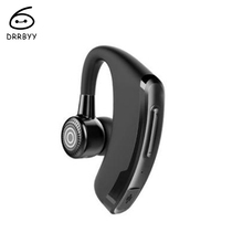 Buy 2017 DRRBYY P9 Wireless Bluetooth Headphone Music Earbud Business Headset Mic Single Ear Earphone Sony Xiaomi iPhone for $13.27 in AliExpress store