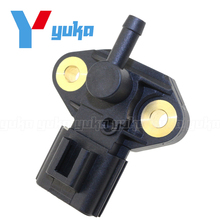 Fuel Injector Rail Pressure Sensor For Ford Escape Explorer Focus II Maverick Mustang Crown Victoria 3F2E9G756AD 0261230093(China)
