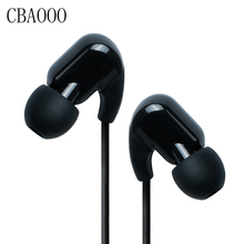 CBAOOO Original Stereo In-Ear Earphone Super Bass Earphone 3.5mm with microphone Gaming Headset for Mobile Phone(China)