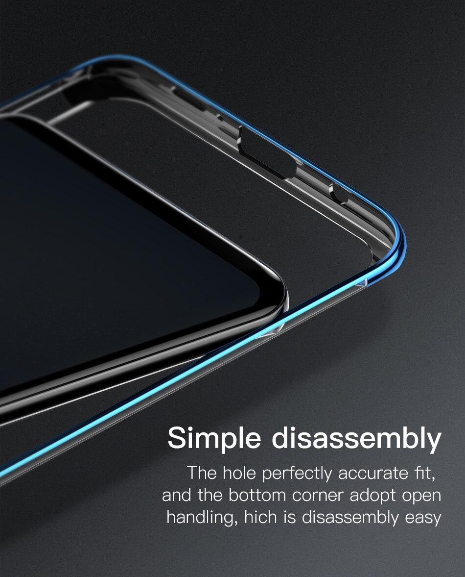 Baseus Ultra-Thin-Clear Case Samsung-Galaxy-S9-S9-Plus